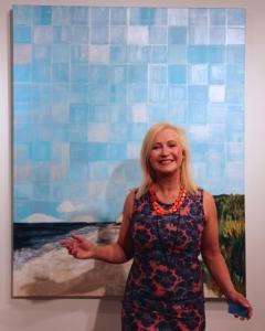 Artist & Speaker, Krysia Woods
