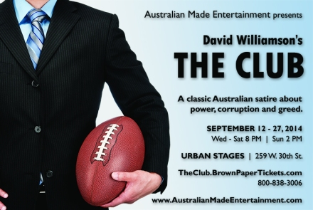 themes of loyalty the club by david williamson Buy the club (playscript) by david williamson but its central themes and as well as lamenting the loss of loyalty and tradition in sport, `the club.