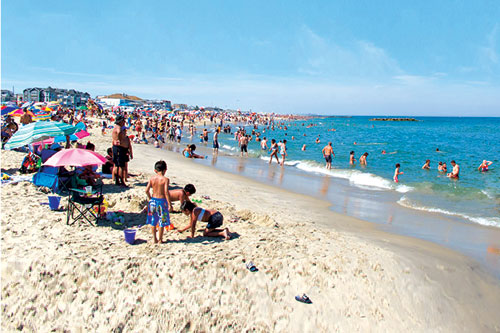 Beach-Belmar