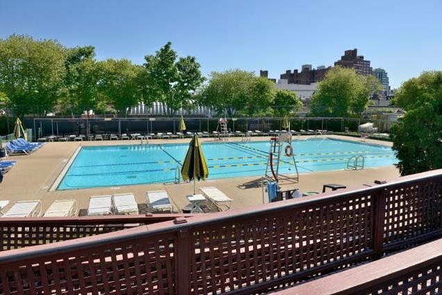 Westside Tennis Club Secret Pools Forest Hills