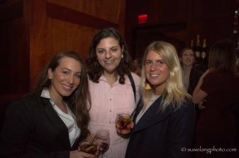 Social Drinks at Hudson Hotel Library Bar