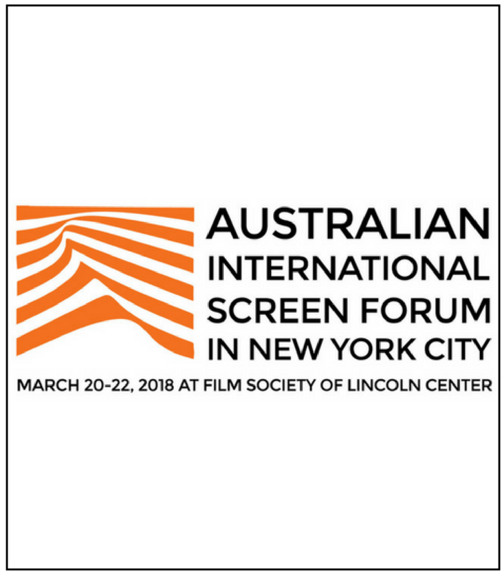 Australian International Screen Forum NYC Lincoln Center