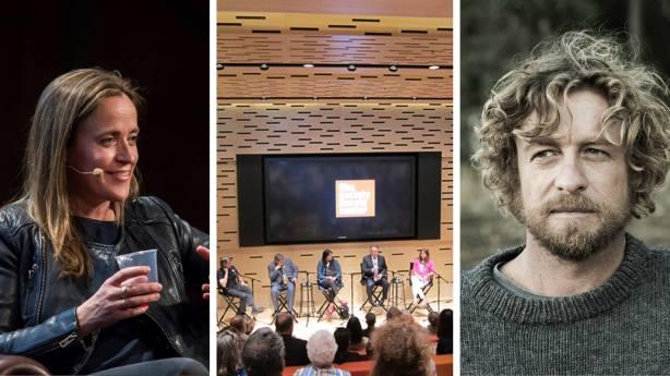 Australian film industry talent at Australian International Screen Forum