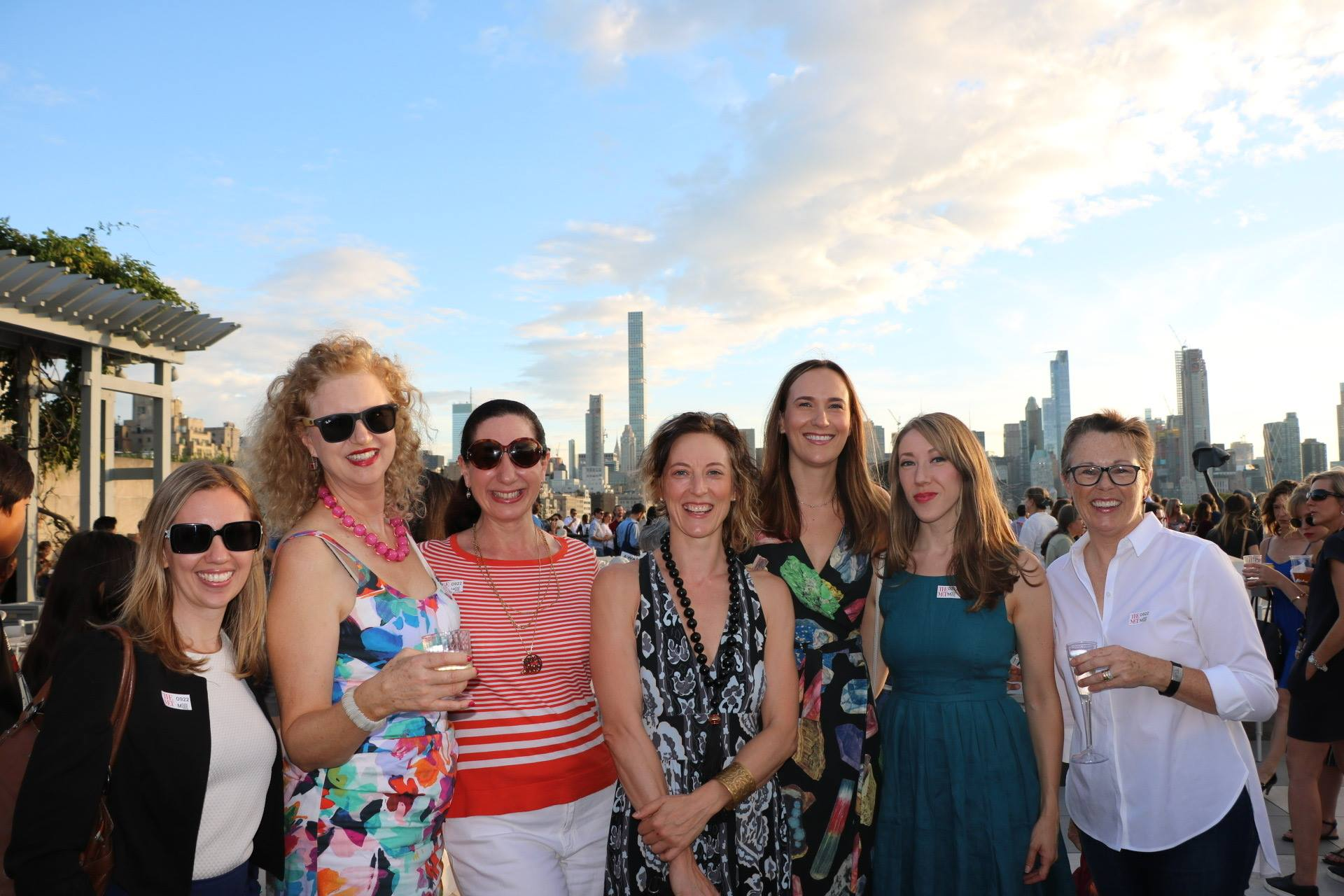 Australian women at AWNY Annual General Meeting in New York