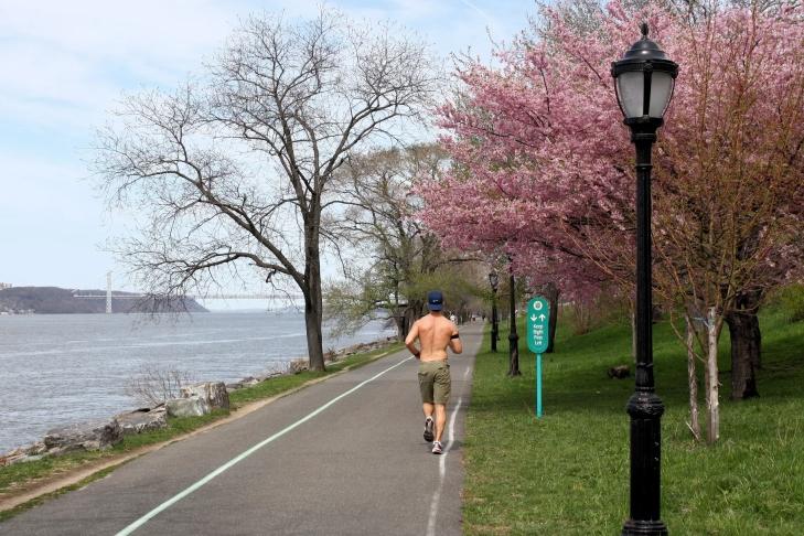 Hudson-River-Park-Running
