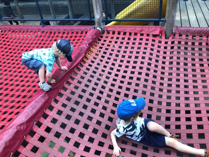 Rockefeller Playground