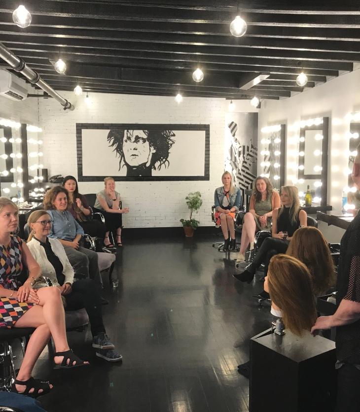 Prema Hair styling tips in New York City