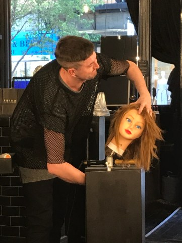 Prema Hair styling tips in New York City