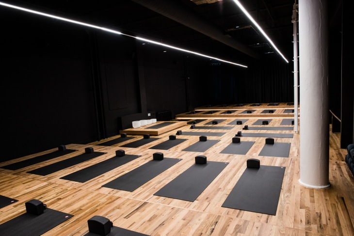 Humming Puppy yoga studio New York