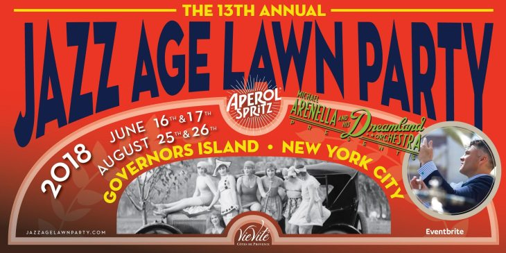 Jazz Age Lawn Party on Governors Island New York