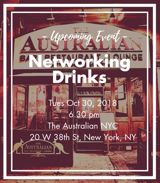 Networking Drinks-2