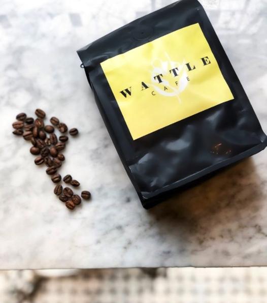 Wattle Cafe beans