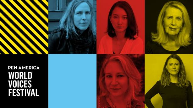 women panel chat Anne Summers PEN World Voices Festival