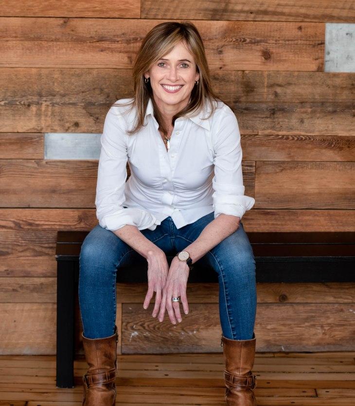 Australian woman CEO President of business in New York Boomerang Bites