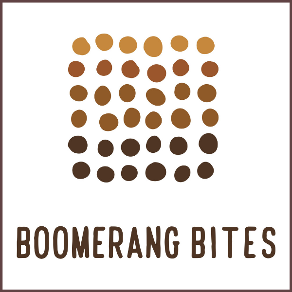 logo of woman owned business in New York Boomerang Bites